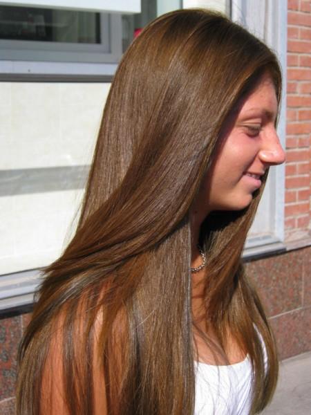 Колористика-окрашивание волос